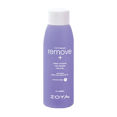 Zoya Remove Plus Nail Polish Remover 2oz