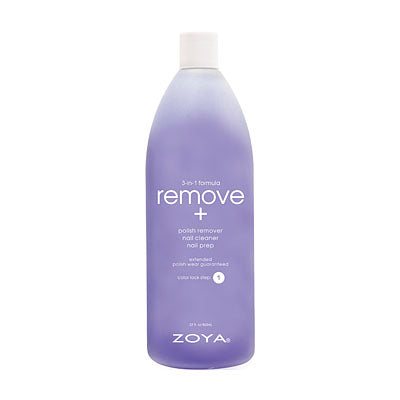 Zoya Remove Plus Nail Polish Remover 32oz