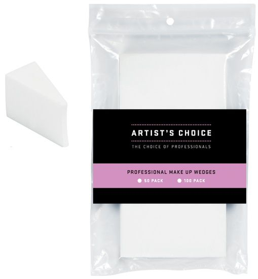 Artist's Choice Professional Make Up Wedges