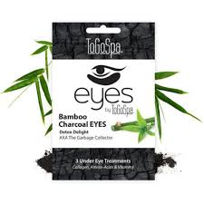 ToGoSpa Bamboo Charcoal Eyes Collagen Mask