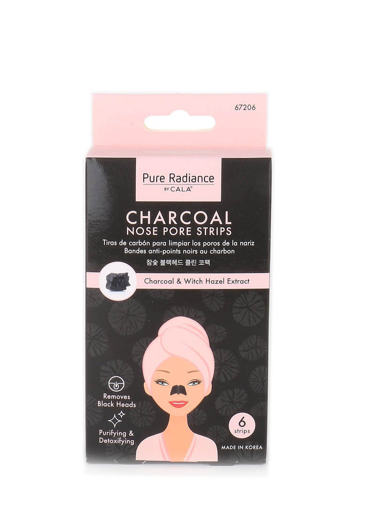 Cala Charcoal Nose Pore Strips