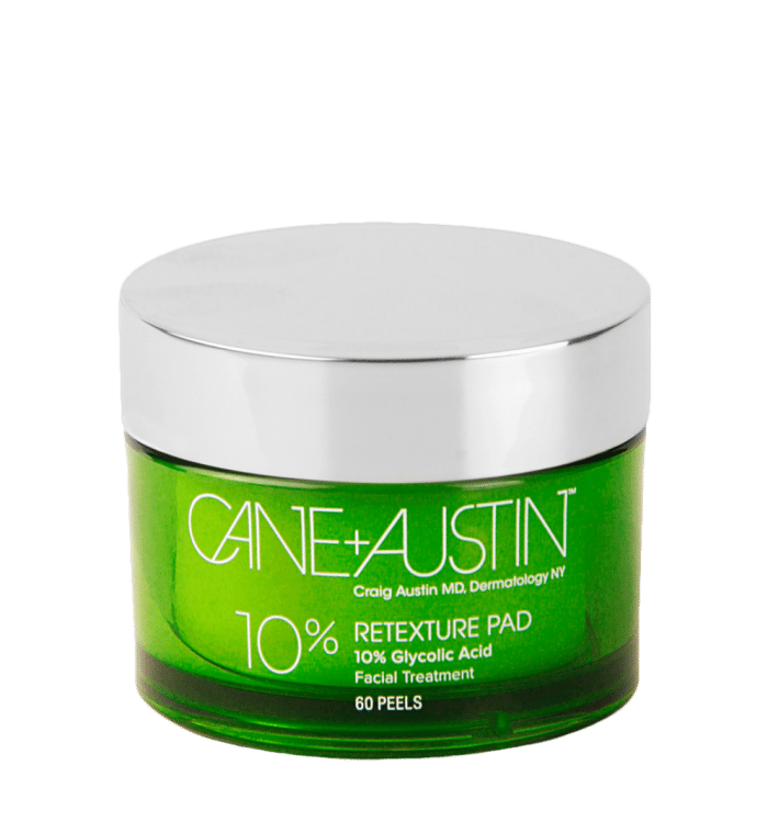 Cane + Austin 10% Retexture Treatment Pads