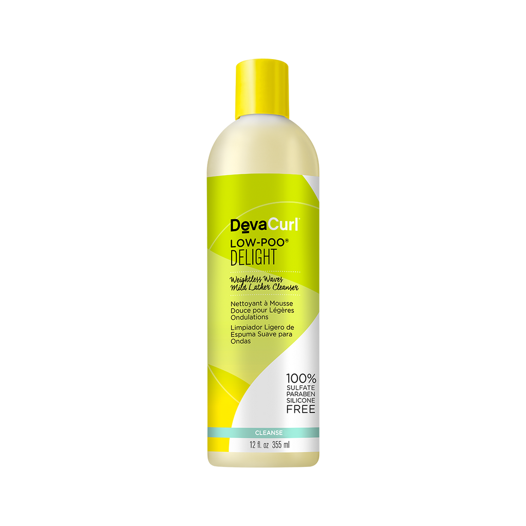 DevaCurl Low-Poo Delight Cleanser