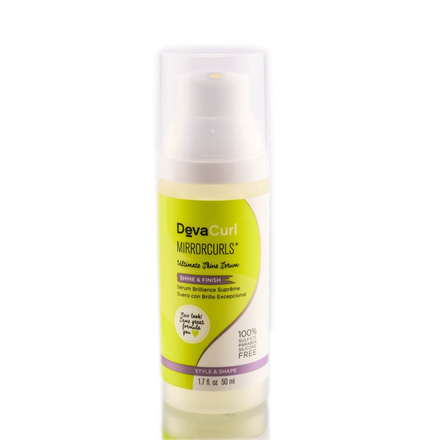 DevaCurl Mirror Curls Reflective Shine Serum