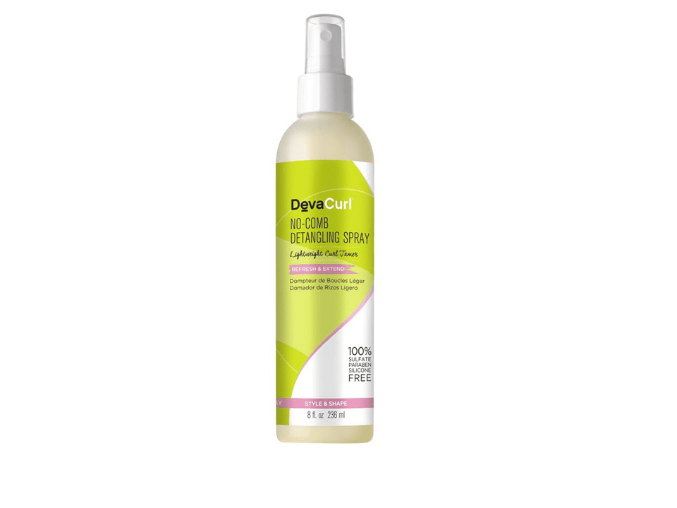 DevaCurl No-Comb Detangling Spray