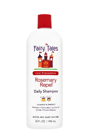 Fairy Tales Rosemary Repel Daily Shampoo