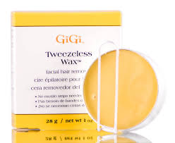 GiGi Tweezeless Wax Facial Hair Remover