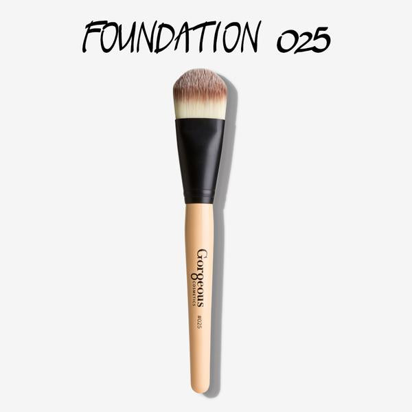 Gorgeous Cosmetics Brush 025/Foundation Brush