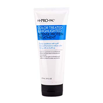 Hi Pro Pac Color Treated and Highlighted Intense Protein Treatment