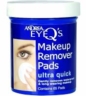 Andrea Eye Q's Make Up Remover Pads