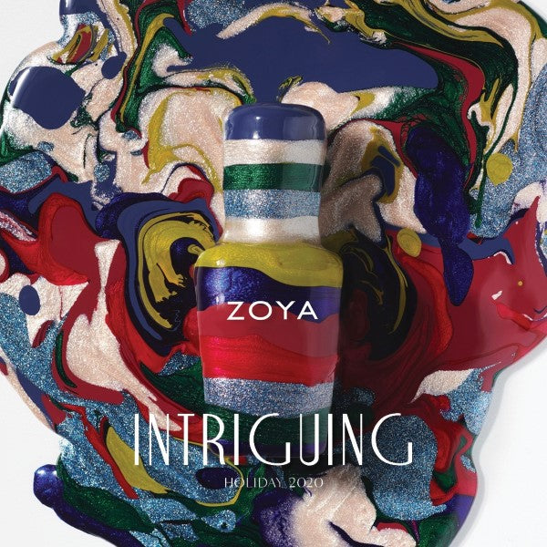 Zoya Intriguing Collection - Holiday 2020