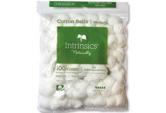 Intrinsics Cotton Balls, 100 count