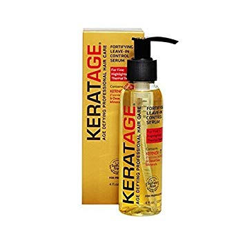 Keratage Fortifying Leave-in Control Serum
