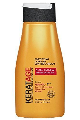 Keratage Fortifying Leave-in Control Cream
