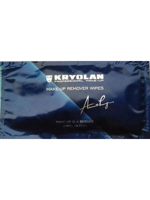 Kryolan Make-Up Remover Wipes