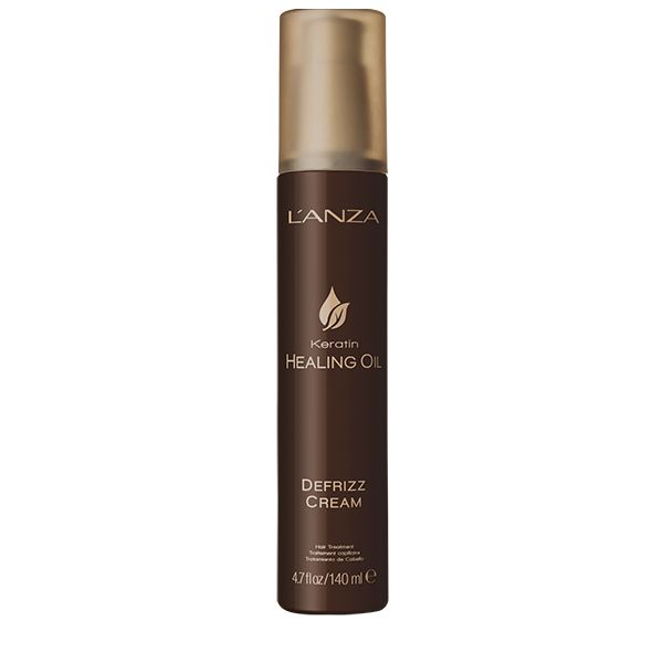 L'anza Keratin Healing Oil Defrizz Cream