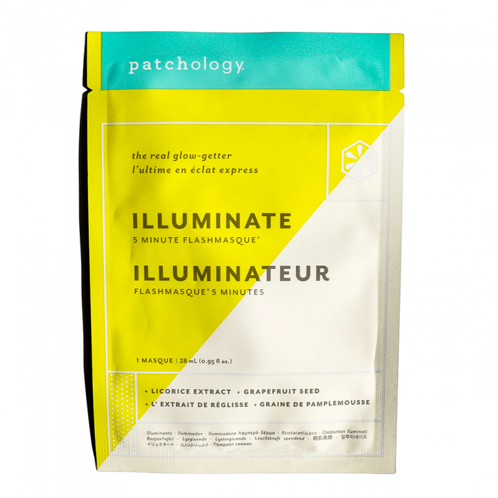 Patchology FlashMasque® Illuminate 5 Minute Sheet Mask