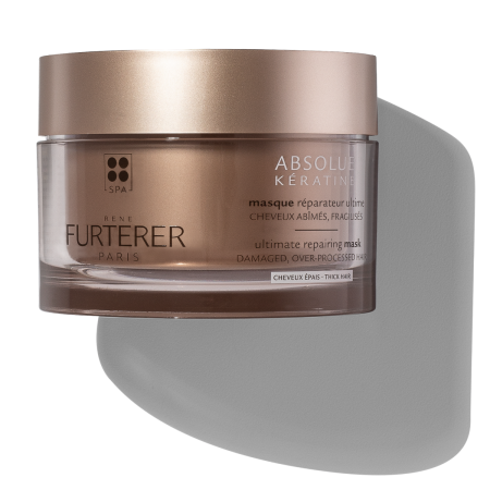 Rene Furterer Absolue Keratine Ultimate Repairing Mask - thick hair
