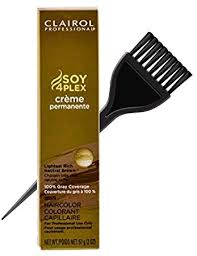 Clairol Professional Soy4Plex Creme Permanent Haircolor, Neutrals and Cools