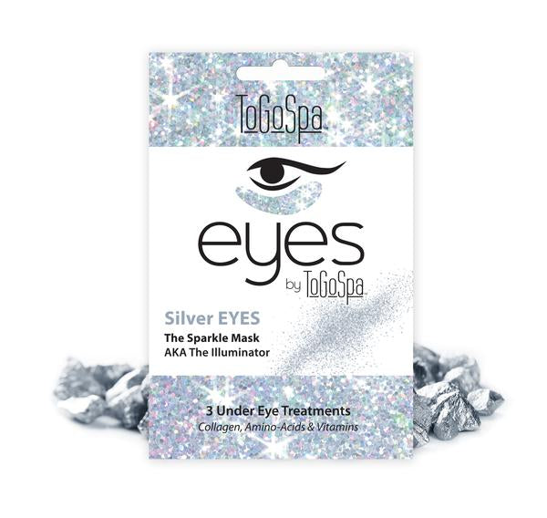 ToGoSpa Silver Eyes Collagen Mask