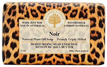 Wavertree & London Noir French Milled Soap