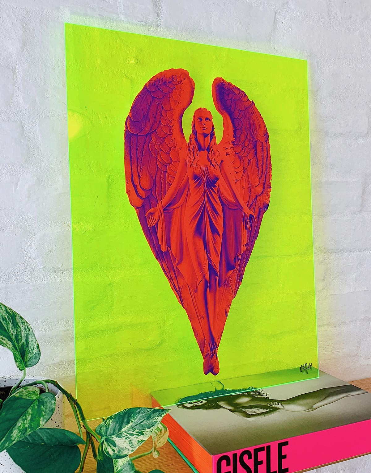 KARMA ANGEL (RED)