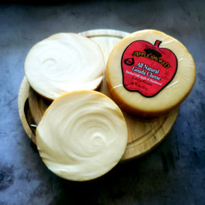 Red Apple Cheese All Natural Gouda