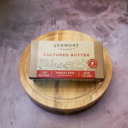 Vermont Creamery Cultured Butter Unsalted