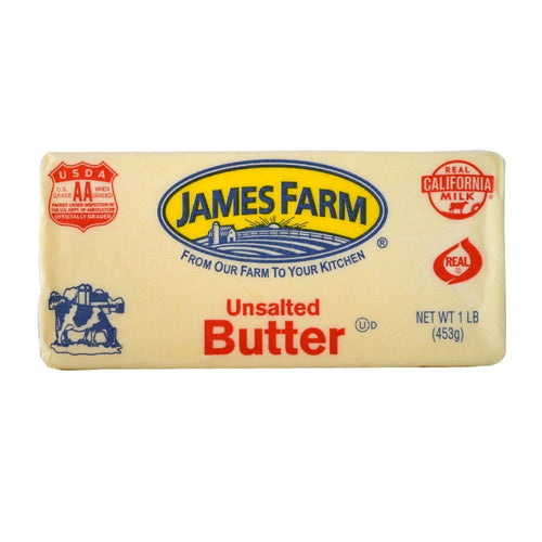James Farm Butter 1lb