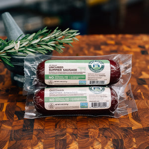 Niman Ranch Uncured Summer Sausage