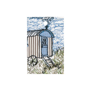 Shepherd's Hut Wrapping Paper