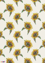 Sunflower Wrapping Paper