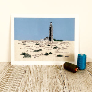 The Old Lighthouse Giclée Print