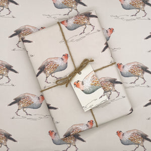Patrick Partridge Wrapping Paper