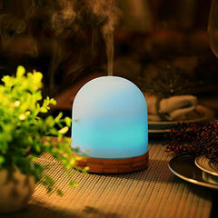 sol diffuser- bamboo and glass