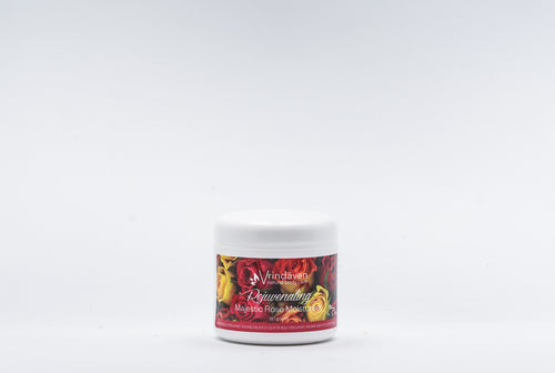 Moisturiser Rejuvenating Rose Geranium