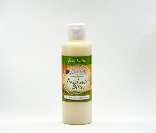 Body Lotion Patchouli Bliss
