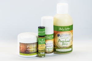 Gift Pack - Patchouli Bliss