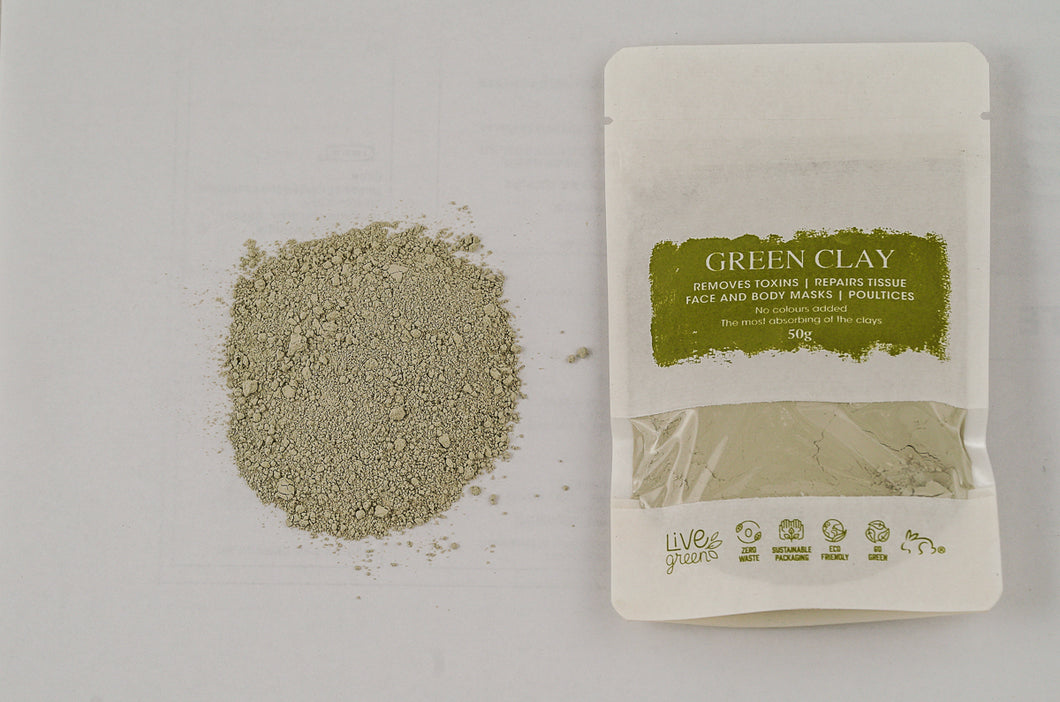Clay - Green