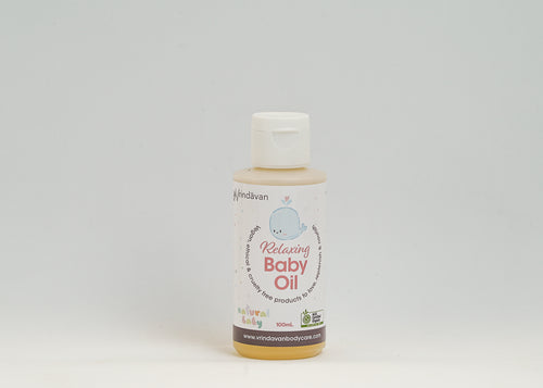 Baby Oil - Relaxing