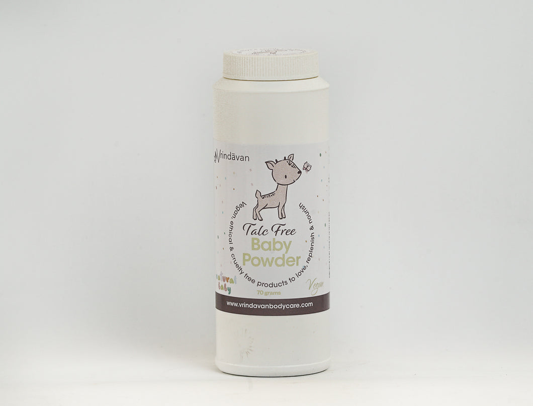 Baby Powder (Talc Free)