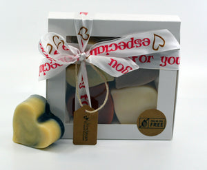 Love Heart Soap - Gift Box