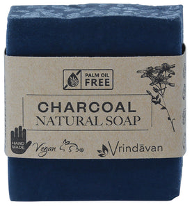 Charcoal Square Soap