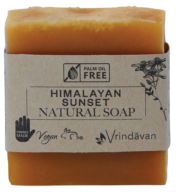 Himalayan Sunset Square Soap