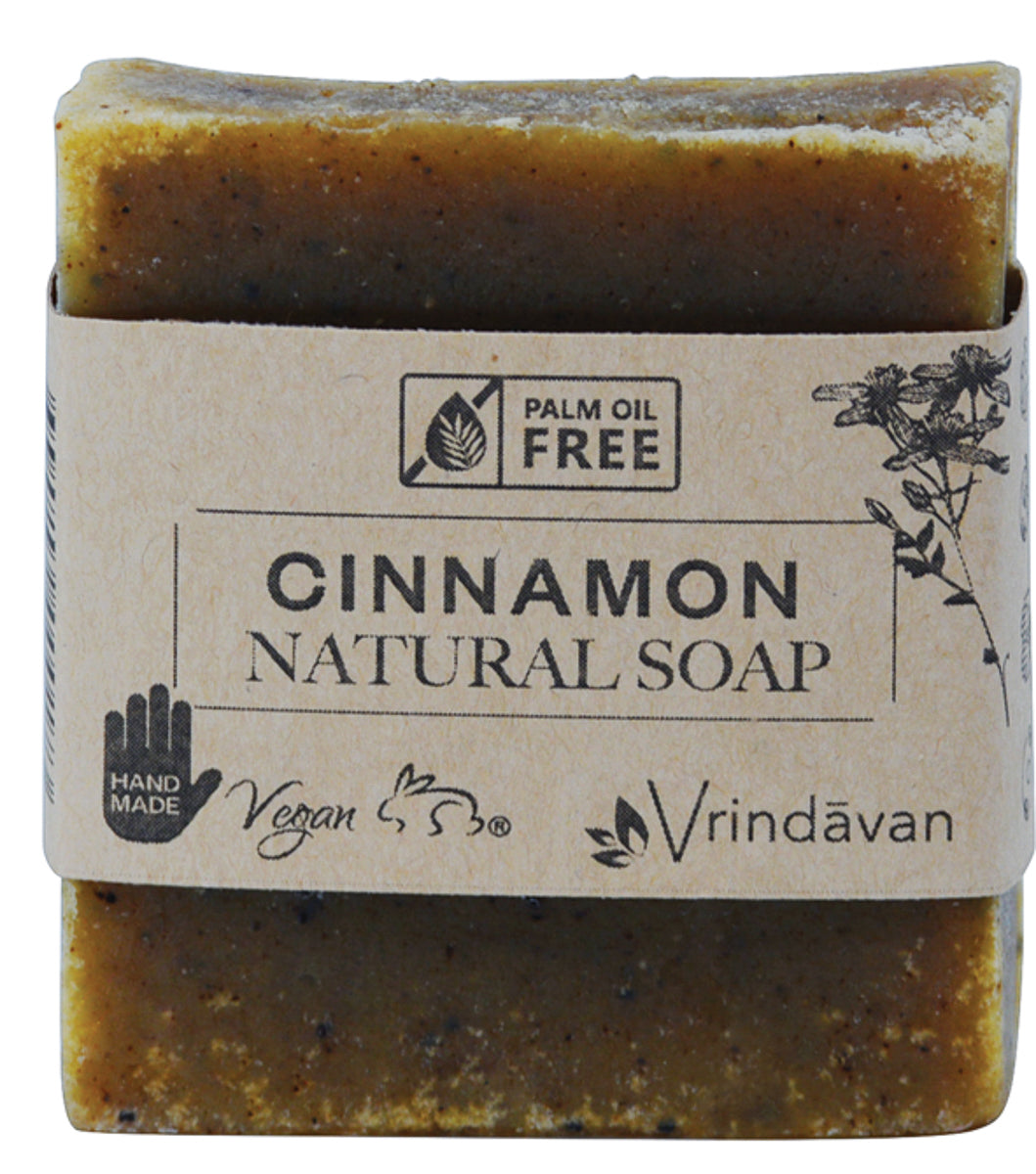Cinnamon Square Soap