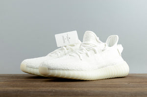 """258377617cb42 Adidas Yeezy Boost 350 V2 """"Triple White"""" Cream White – Froothead"""