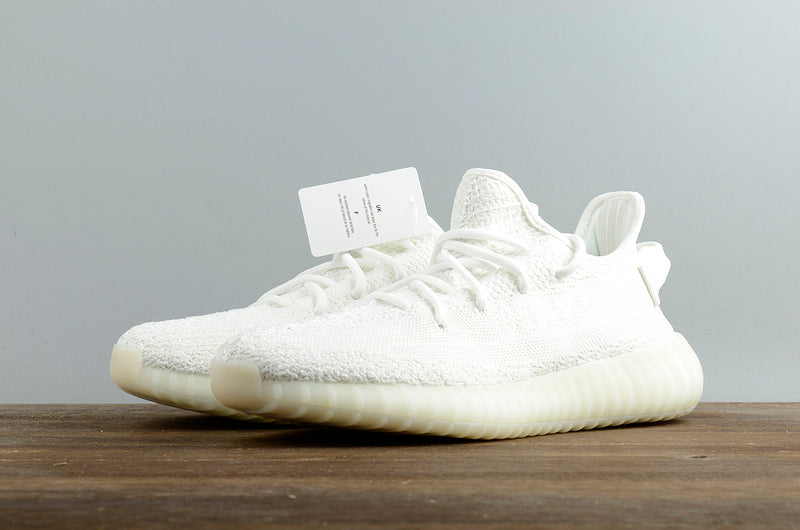 """22015e41ee3 Adidas Yeezy Boost 350 V2 """"Triple White"""" Cream White – Froothead"""