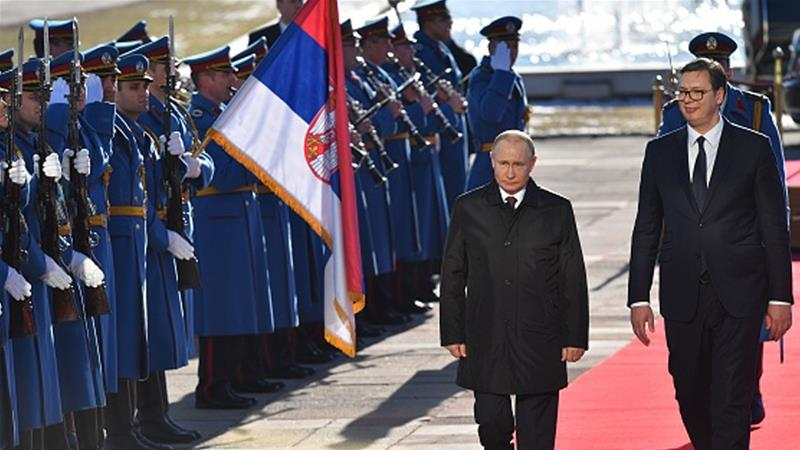 Analyse : Les relations serbo-russes, une exception en Europe