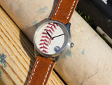 Authenticated Chicago Cubs Baseball Watch
