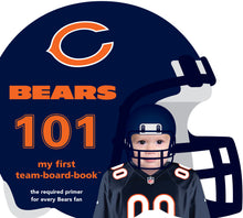 Load image into Gallery viewer, Chicago Bears 101 Board Book
